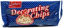 Dairy-Free &quot;White Chocolate&quot; Chips by Lieber's