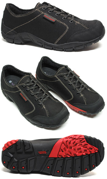 Wicked Buster Shoe by Wicked Hemp - Mens Black