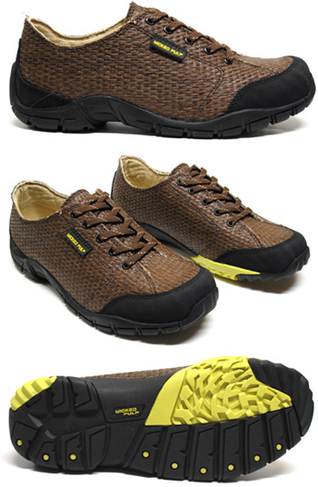 Wicked Pulp Shoe by Wicked Hemp - Mens Brown