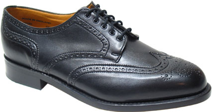 Men's Comfort Wingtip by Sanders