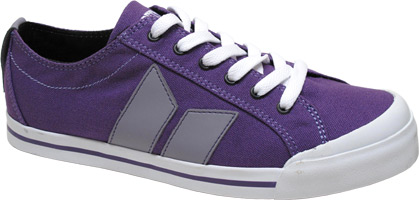 Women's Eliot Sneaker by MacBeth Footwear � Purple/Lavender