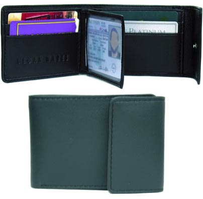 Deluxe Compact Wallet by Vegan Wares