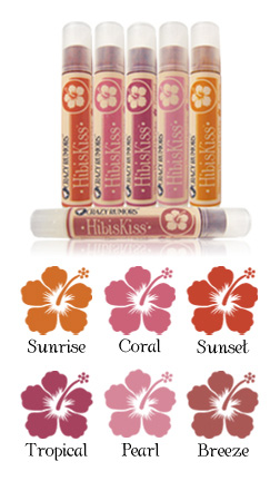 Hibiskiss Lip Tints by Crazy Rumors