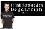I Think, Therefore I am Vegetarian