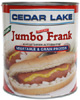 Jumbo Franks by Cedar Lake