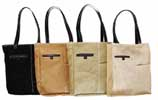 La Playa Hemp and Recycled Rubber Tote