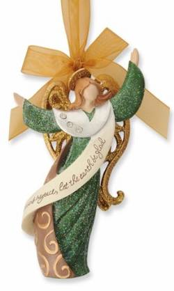 Angel of  Rejoicing Ornament