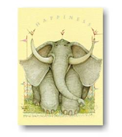 Happiness Elephant