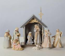 Foundations Mini Nativity