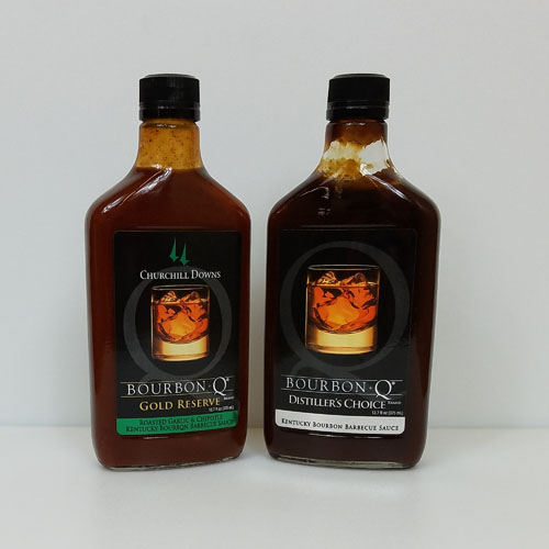 Kentucky Bourbon-Q Sauces