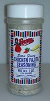Fiesta Spice Chicken Fajita Seasoning 7oz