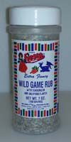 Fiesta Spice Wild Game Seasoning 7 Ounce