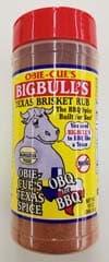Obie-Cue Big Bulls Brisket Rub 13 OZ