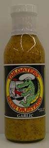 Tailgater Garlic Beer Mustard