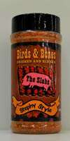The Slabs Birds & Bones, Chicken and Rib Rub, 12.5 OZ Container