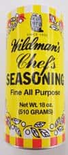Wildmans Chefs Seasoning 18oz