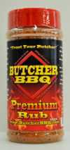 Butcher BBQ Premium Rub 12 OZ