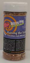 Dizzy Pig Raising The Steaks 8 Ounce Shaker Bottle