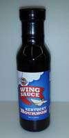 Excalibur Wing Sauce Kentucky Bourbon 12oz