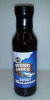 Excalibur Wing Sauce Sweet Southern Molasses 12oz