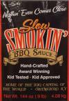 Slow Smokin BBQ Rub 6 Ounce Bottle