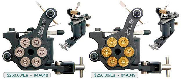 Diau An Revolver Tattoo Machine